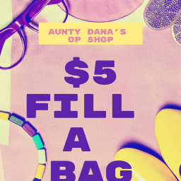 $5 Fill a Bag for PRIDE