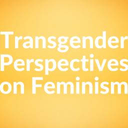 Transgender Perspectives on Feminism: Online Course