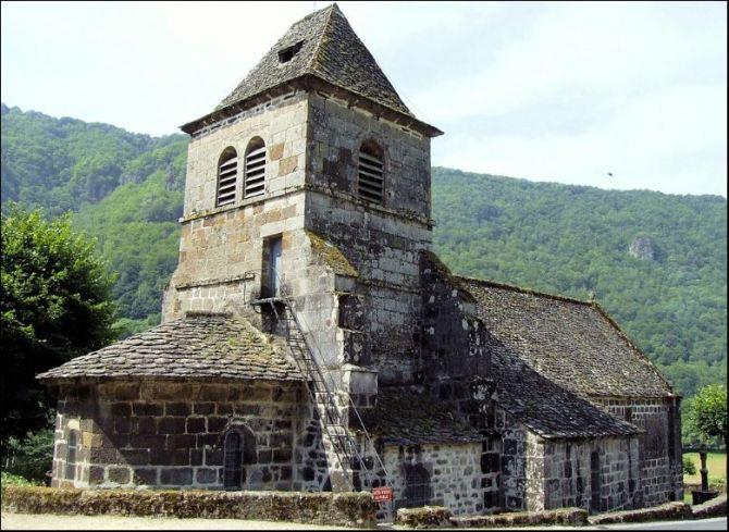 eglise st vincent du 12eme siècle