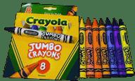 Jumbo Crayola Crayons
