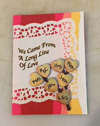 Photo of Valentines Card