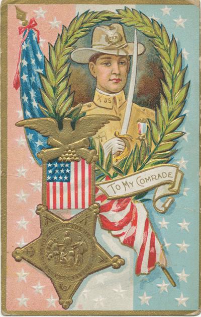Photo of GAR Postcard