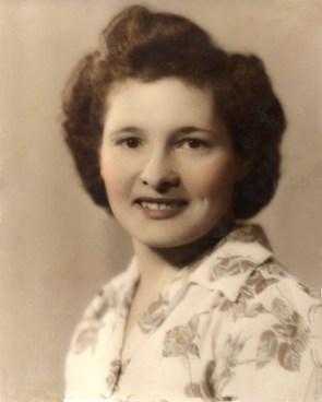 María Lucía (Alvarado) Wood Dunham Minasian (1903-2001)