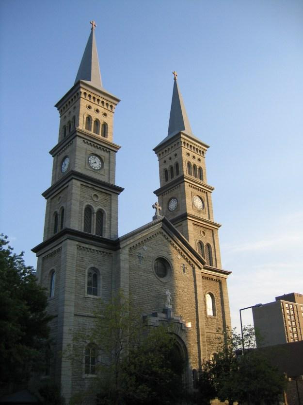 Church of the Assumption, Saint Paul