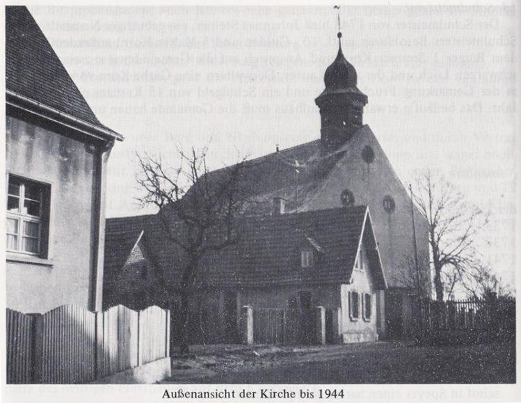Sankt Bartholomäus-Kirche, Berg, Pfalz