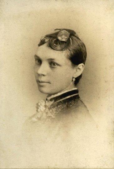 Elizabeth Apollonia (Stoltz) Woodruff (1874-1967)