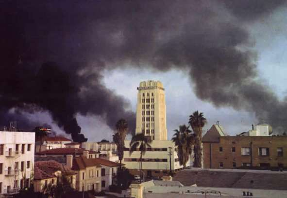 1992 Los Angeles Riots