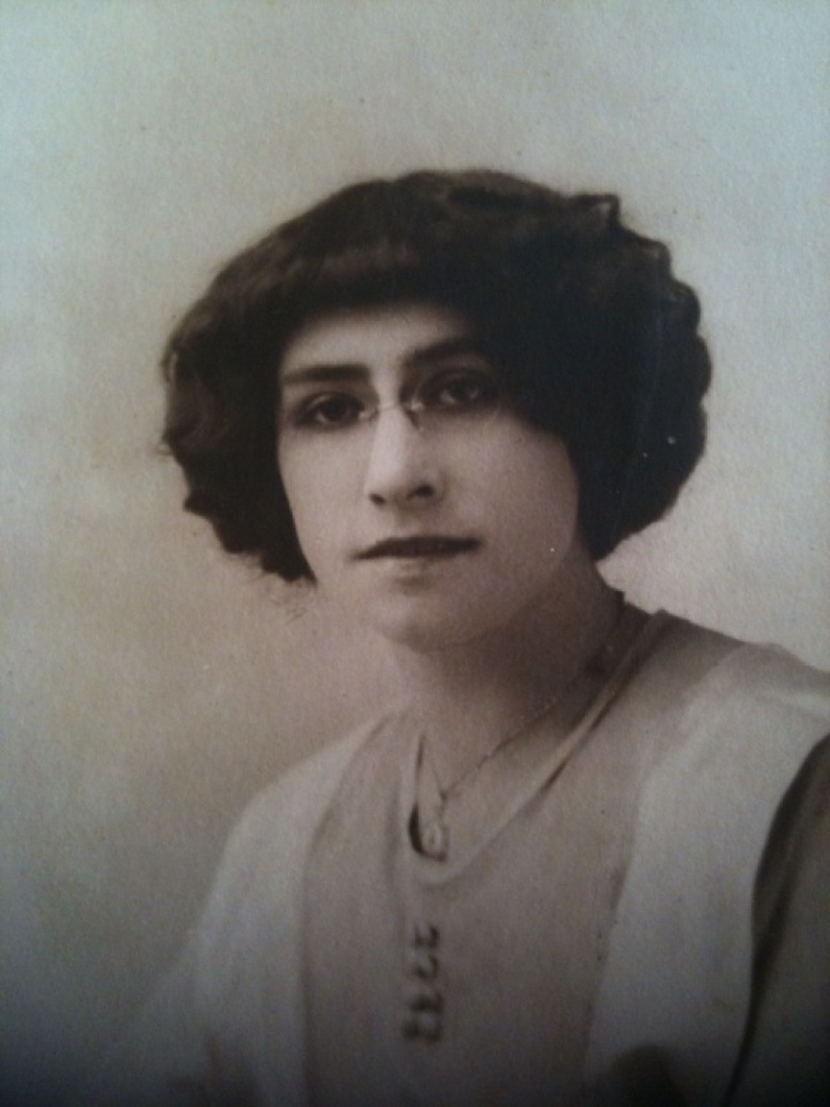 Rose (García) Portillo (1866-1975)