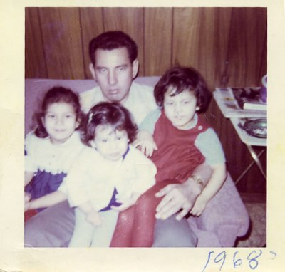 Carlos, Irene, Christy and Nora Franco