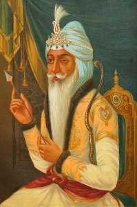 Image of Ranjit Singh, maharajah of the Punjab