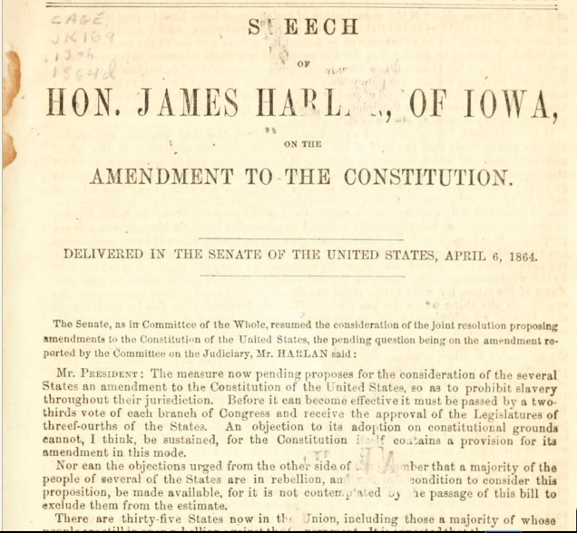 Image for 'Legal title to property in slaves'