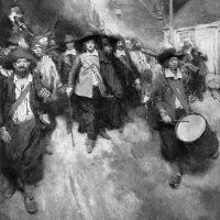 1667: The year America was divided by race