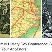 Speaking Engagement @ the Virginia Family History Day Conference (14 Sep 2019 | Richmond, VA)