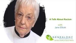 A talk about racism with Jane Elliott image
