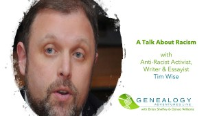 A talk about racism with Tim Wise