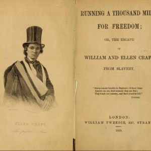 Running a thousand miles for freedom; : or, the escape of William and Ellen Craft from slavery