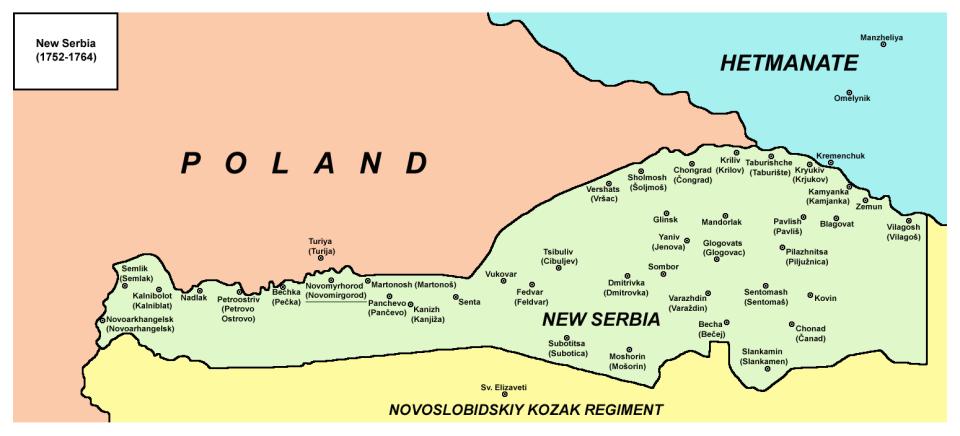 Новая Сербия