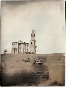 Церковь в селе Дмитриевское