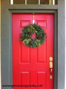 A Colorful Door