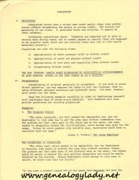 Plagarism handout, p. 1