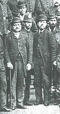 Leman Street Detectives 1886