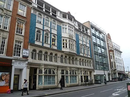 Radiant House in London. It was finding this that got me interested in this branch of Pither. In turn this led to the discover of their WWI family history.