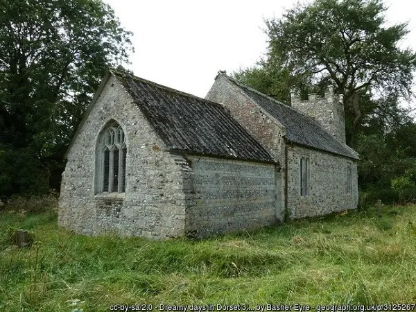 Turners Puddle, home of the Dorset witch