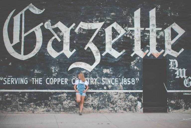 Gazette Graffiti