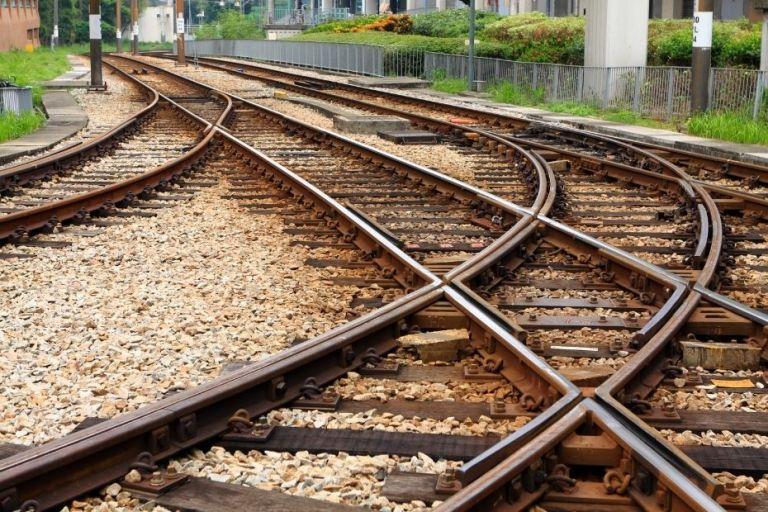 railway ancestors laid the tracks