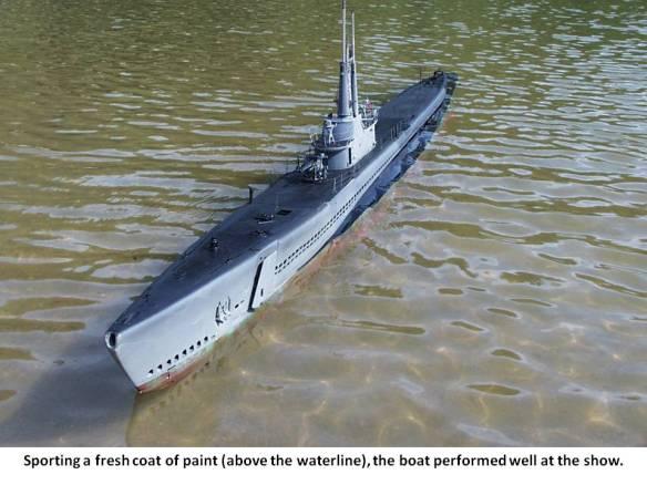 USS BALAO SS-285 | SHIP MODELS by GENE BERGER