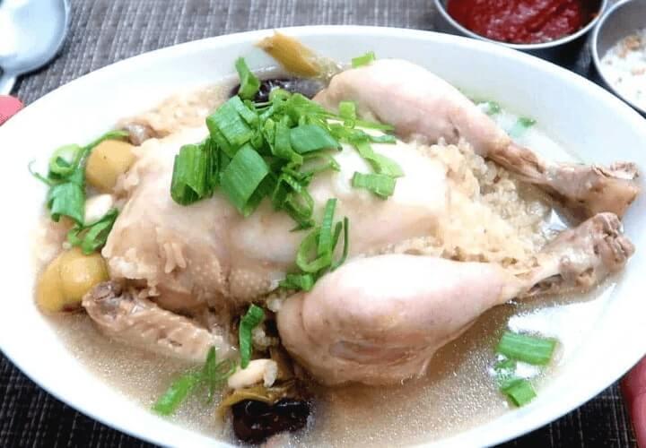 samyetang makanan khas korea selatan