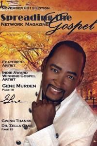 Gene Murden Magazine Cover