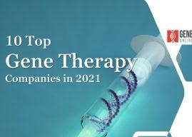 2021 年基因療法市場前景夯!精選十大企業