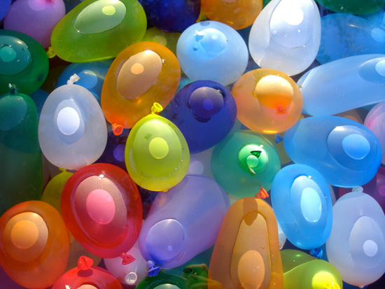 globos-agua