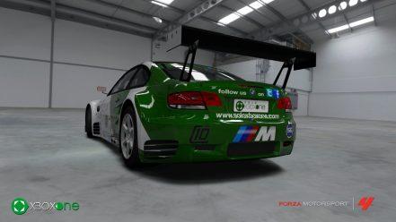 BMW M3 GT2 soloxbox 2