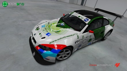 BMW M3 GT2 soloxbox 3