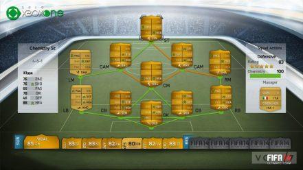FIFA14: Ultimate Team