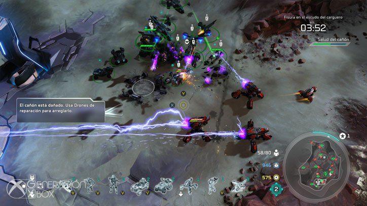 Análisis Halo Wars 2