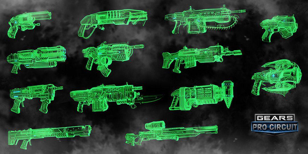 Gears Of War 4 Presenta Las Nuevas Skins Gratuitas Emerald