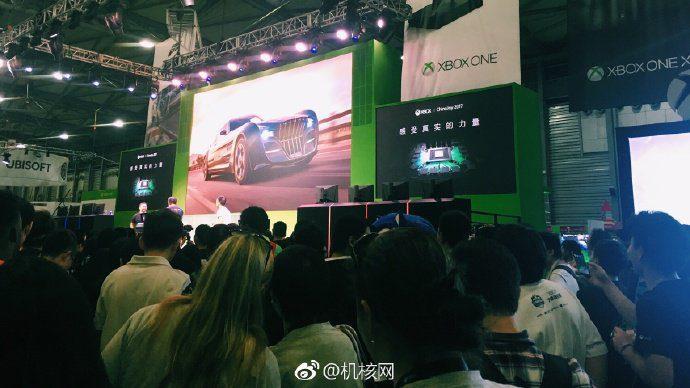 Forza Horizon 3 Regalia Final Fantasy XV China