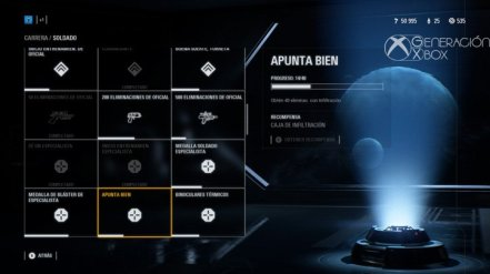 Star Wars Battlefront II desafíos