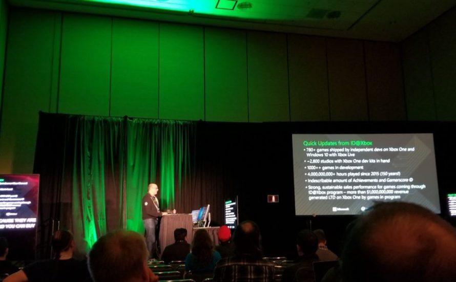 ID@Xbox: Más de 1000 nuevos juegos en desarrollo