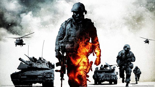 Cada vez suena con más fuerza un nuevo Battlefield Bad Company