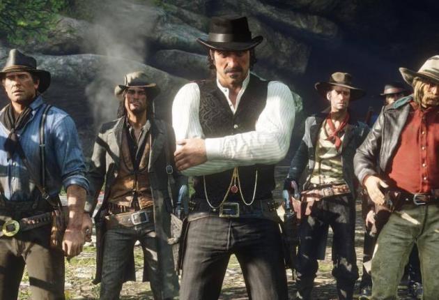 John Marston se deja ver en nuevas imágenes de Red Dead Redemption 2