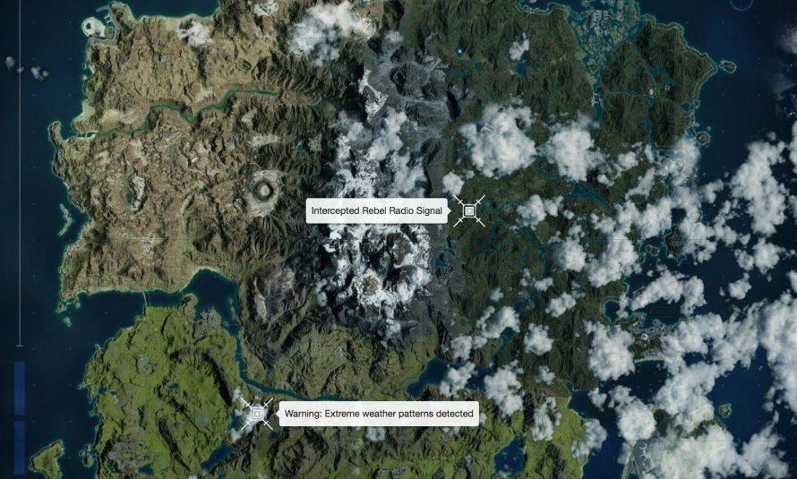 Ya podemos echar un vistazo al enorme mapa de Just Cause 4