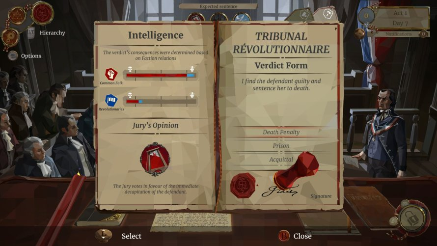 Análisis de We. The Revolution
