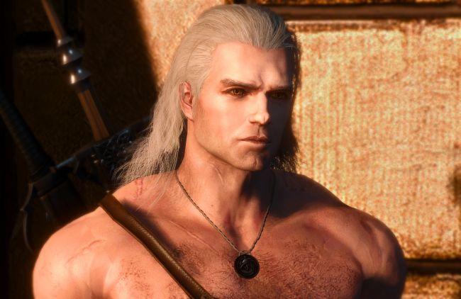 Juega a The Witcher 3 como Henry Cavill gracias a este genial mod