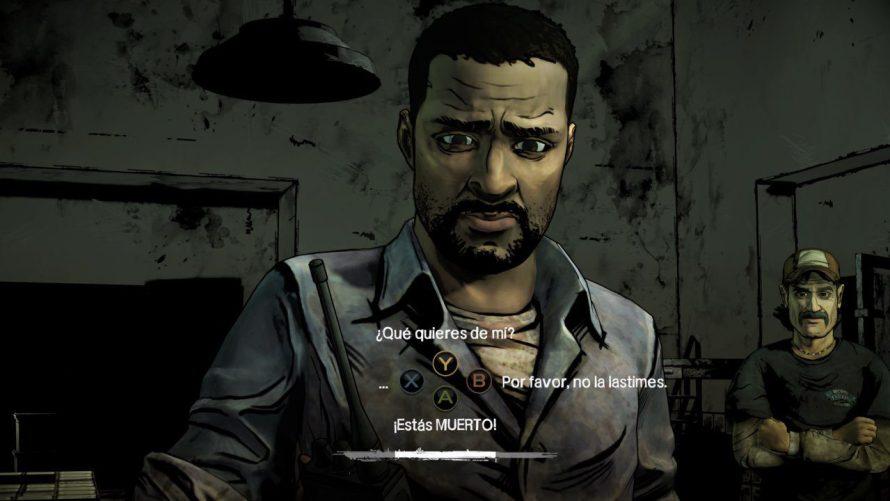 Análisis de The Walking Dead: The Telltale Definitive Series