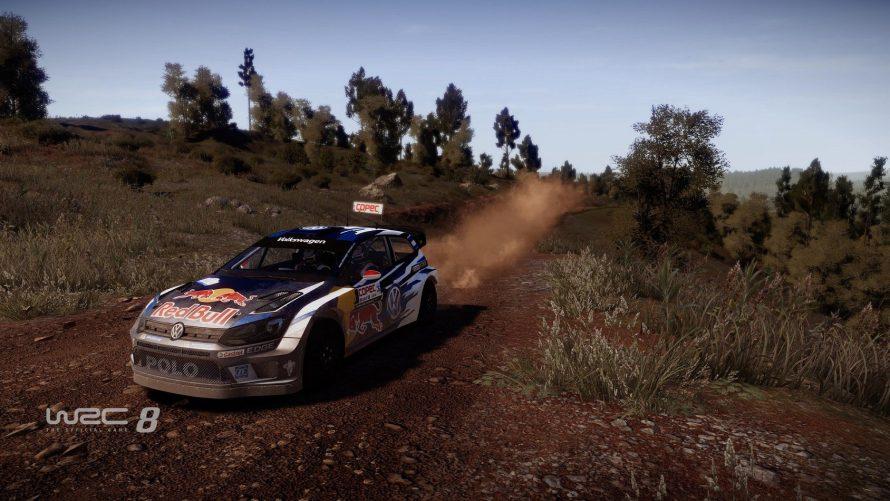 Análisis de WRC 8