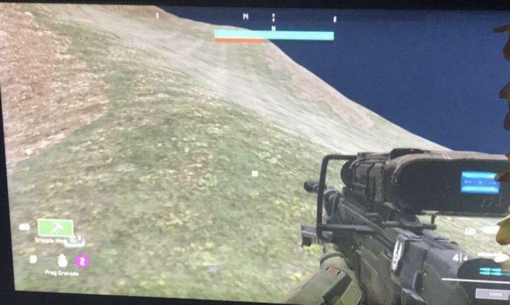 Filtrada una primera imagen de Halo Infinite